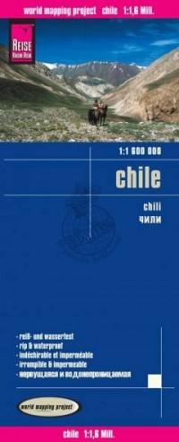 מפה WM צ'ילה