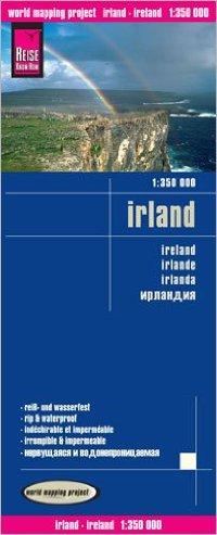 מפה WM אירלנד