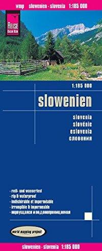 מפה WM סלובניה