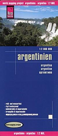 מפה WM ארגנטינה